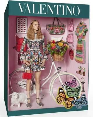 Живые модели превратились в пластиковых кукол. Фото