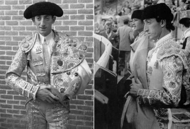 Тореадор, который стал национальным героем Испании, в жизни и на экране   Фото: savepic.org и lotspics.ru