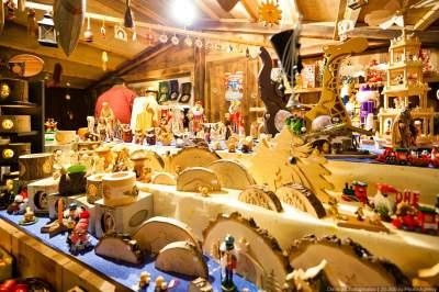 Виртуальная прогулка по рождественскому базару в Германии. Фото