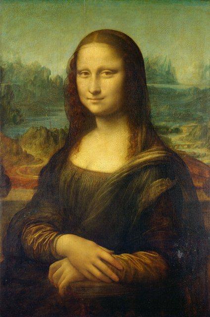 Интересные факты о картине «Мона Лиза»