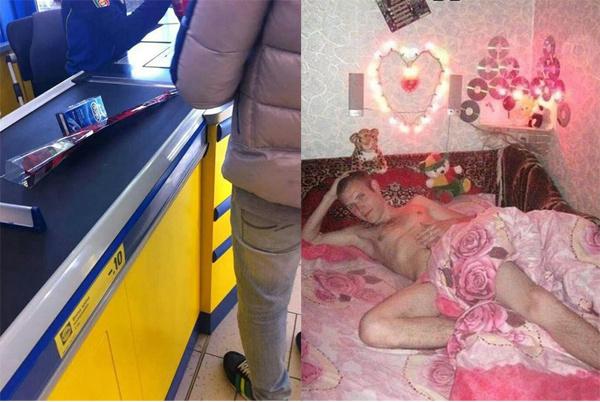 Как я провел день Св. Валентина