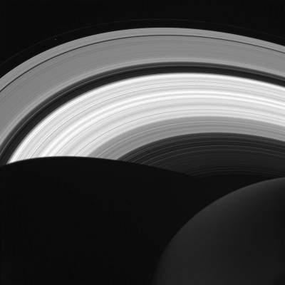 Самые яркие снимки, сделанные Cassini. Фото