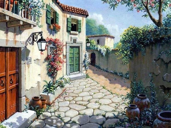 картина Прованс-11