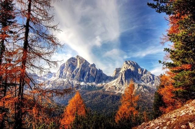 Фото: Золотая осень: самые пейзажные места матушки Земли (Фото)