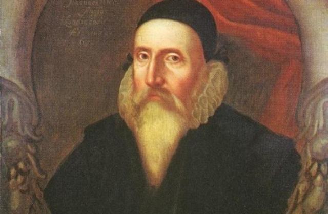 Джон Ди. Математик, географ, астролог, чернокнижник