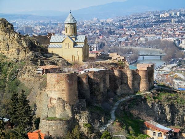 Современная Грузия: самые популярные места