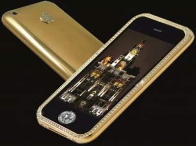 Для миллиардеров: пять самых дорогих в мире смартфонов. Фото
