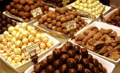 Десять лучших в мире музеев шоколада. Фото