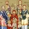 мученики Кир и Иоанн