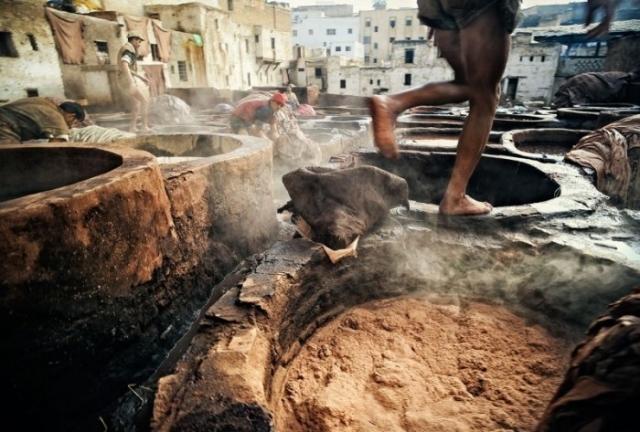Фес, Марокко. Автор: Matjaz Krivic.