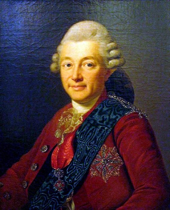 Александр Сергеевич Строганов 1736-1811