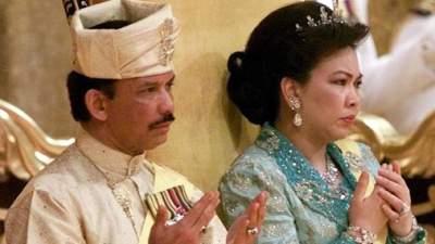 Как живет один из богатейших султанов мира. Фото