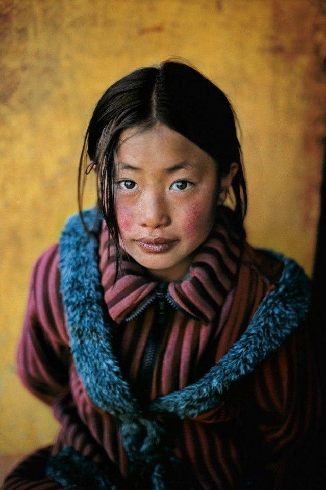 Неповторимая красота женщин разных стран.Стив Мак-Карри - американский фотожурналист, чья фотография ... - 5