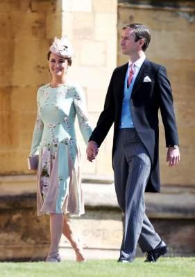 Королевская свадьба: звездные гости церемонии. Фото