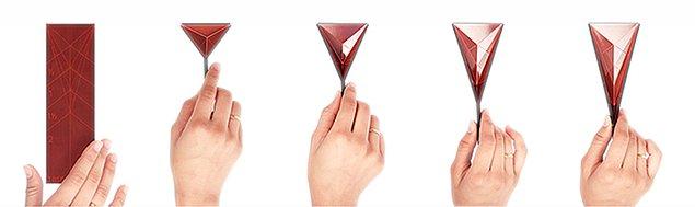 Измерительная ложка 4-в-1, которая меняет вместимость  в зависимости от того, как вы ее держите