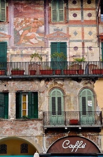 Верона, Италия - 2