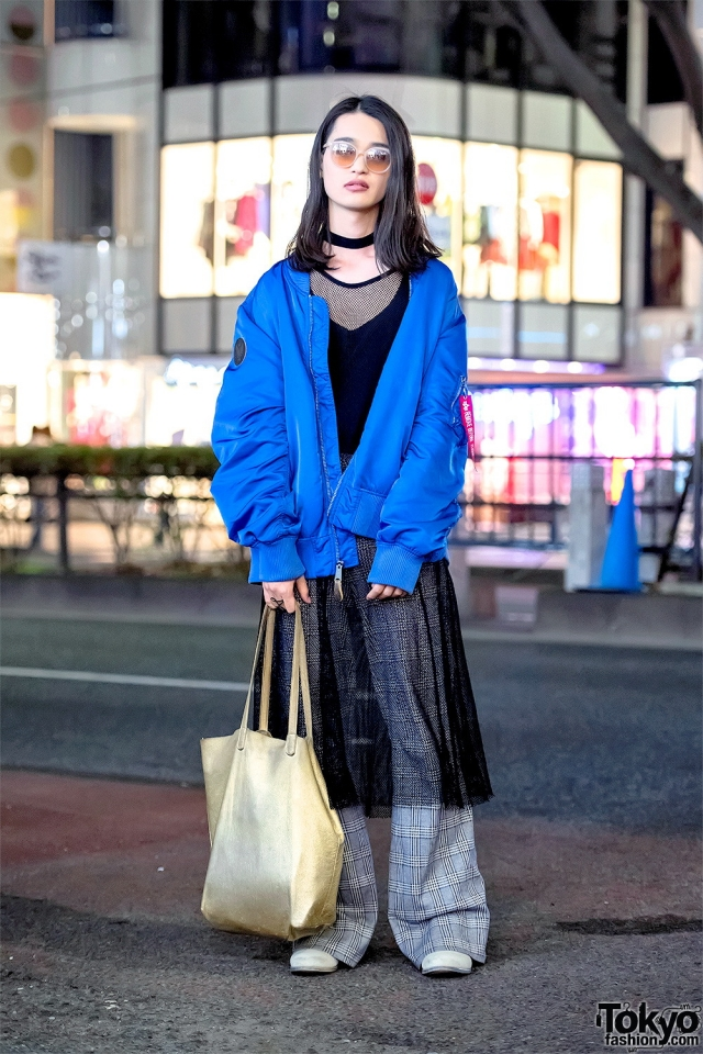 Фото: Эксцентричная мода японских улиц (Фото)
