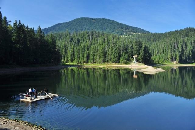 Фото: Два невероятно красивых украинских озера, которые стоит увидеть (Фото)