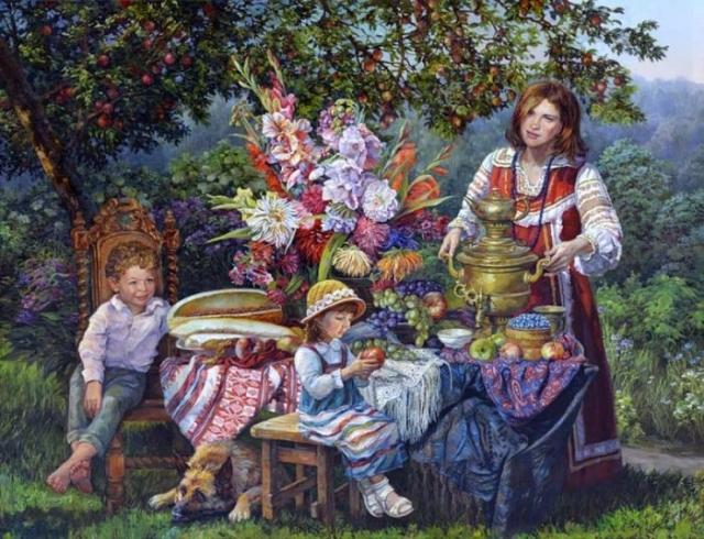 художник Эдуард Панов картины - 34
