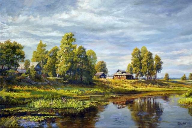 художник Эдуард Панов картины - 22