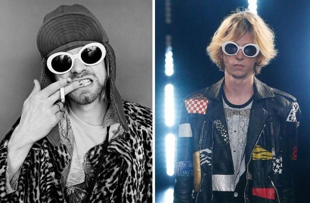 Курт Кобейн — рокер и стиляга, обожавший запрещенные вещества