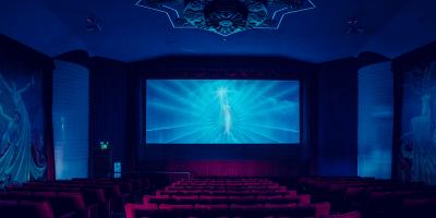 Десять самых необычных в мире кинотеатров. Фото