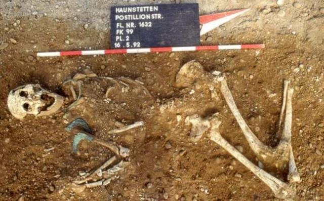 Занимательные факты из жизни древних людей