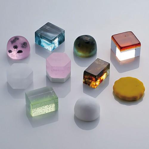 Японские «стекляшки»