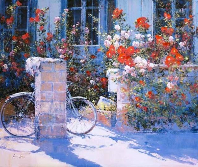 Велосипед. Автор: Lucia Sarto.