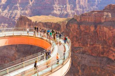 Смотровые площадки для тех, кто не боится высоты. Фото