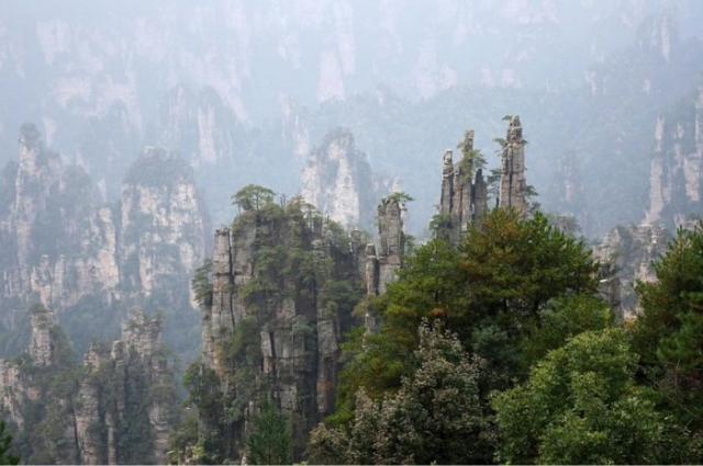китайские горы фото – 14