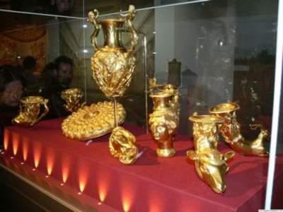Древние клады, которые удалось найти. Фото