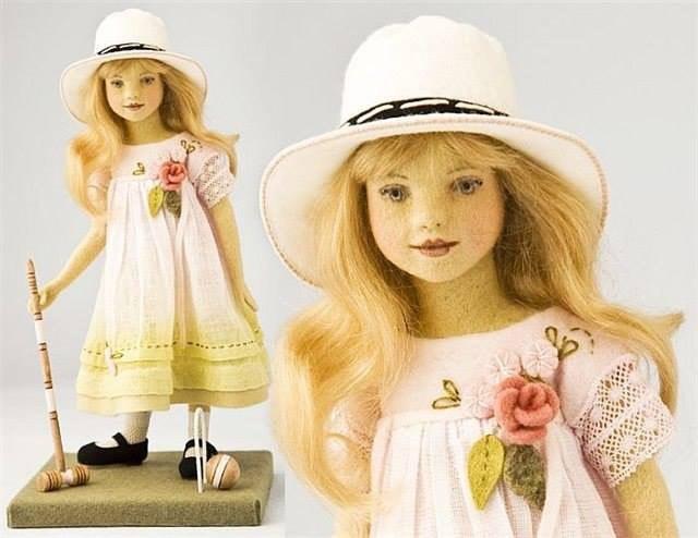 ХУДОЖНИК-КУКОЛЬНИК ИЗ США MAGGIE IACONO.Maggie Iacono -художник-кукольник из США, которая создаёт ...