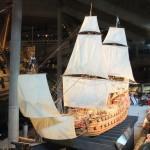 Vasa – единственный сохранившийся галеон XVII века