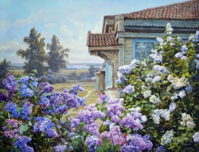 художник Эдуард Панов картины - 31