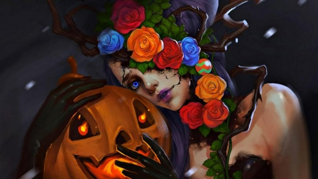 Helloween Wallpapers №01