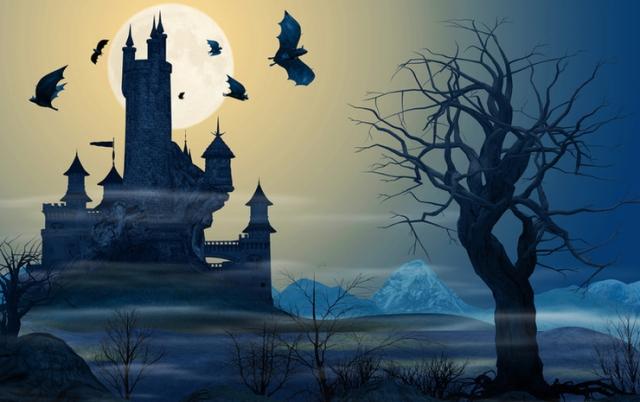 5 замков Украины, в которых можно встретить привидение