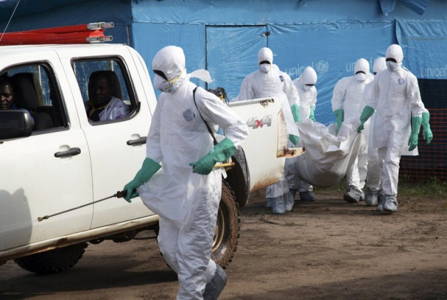 Медики винайшли вакцину проти вірусу Ебола
