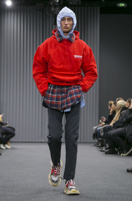 Мужская мода осень зима 2017 2018 фото