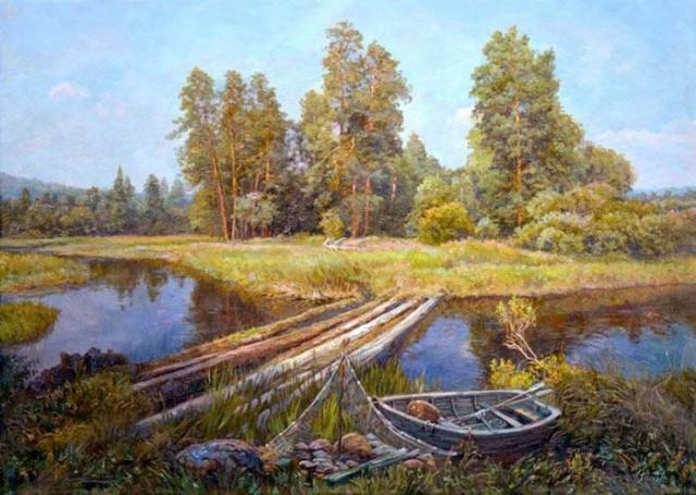 художник Эдуард Панов картины - 37