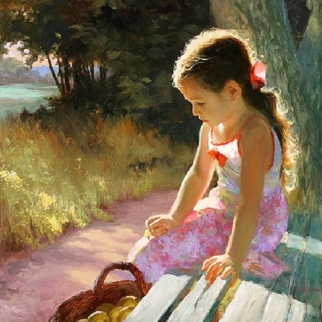 <br>Солнечная живопись от Владимира Волегова.