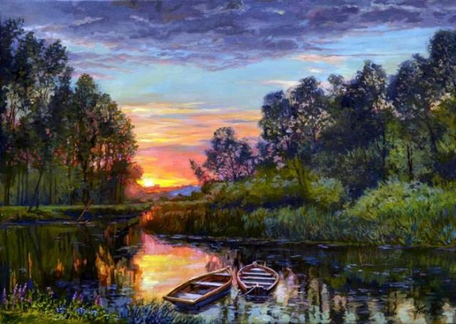 художник Эдуард Панов картины - 25