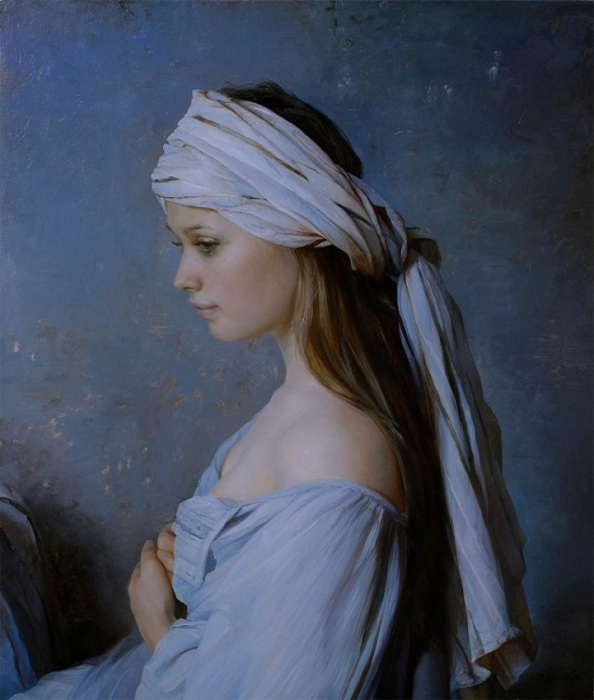 Потрясающе реалистичные картины Сергея Маршенникова (Serge Marshennikov).