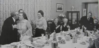 Как встречала Новый год советская элита. Фото