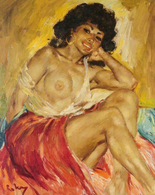 художник Charles Roka картины - 13