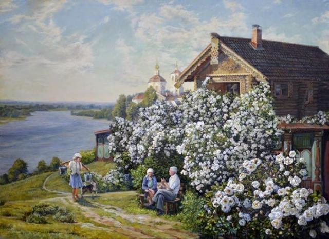 художник Эдуард Панов картины - 40