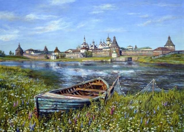 художник Эдуард Панов картины - 19