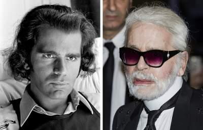 Известные мужчины, которые в юности были настоящими красавцами. Фото