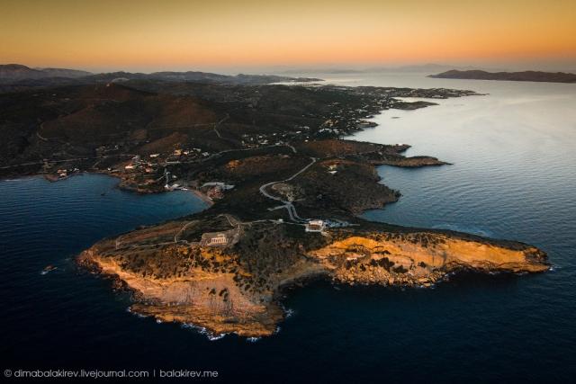 Греция. дрон, красота, мир, пейзаж