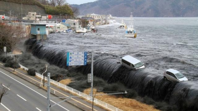 2006 год, землетрясение и цунами на Яве вода, интересное, познавательное